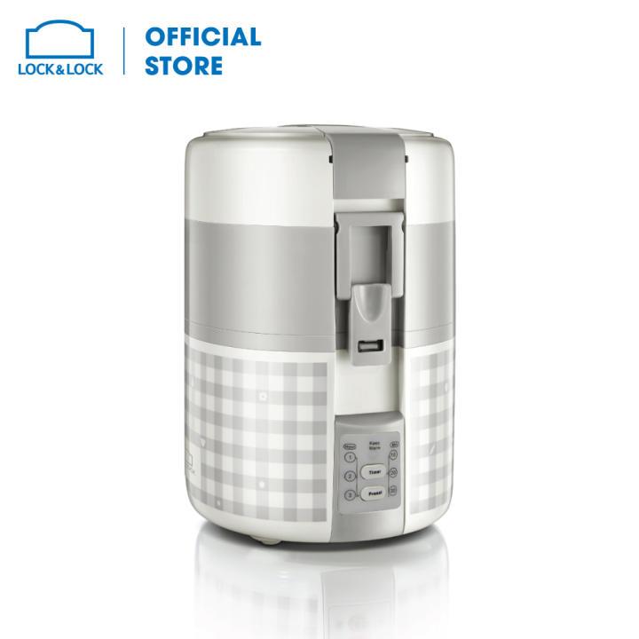 Hộp cơm điện giữ nhiệt Lock&Lock EJR216 (2L)